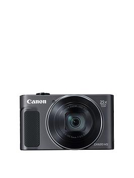 Canon   Powershot Sx620 Hs 20 Megapixel Digital Camera - Black