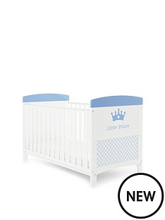 obaby-little-prince-cot-bed