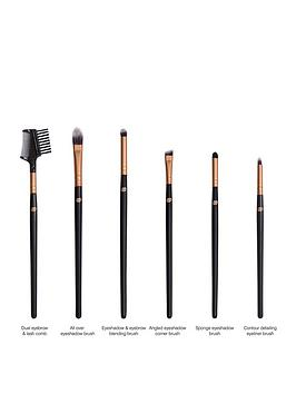 Rio Rio Eye Essentials Professional Cosmetic Brush Collection