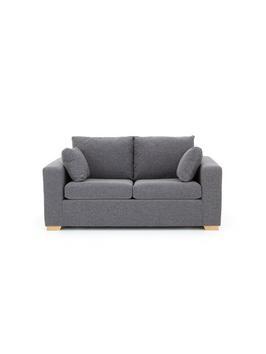 huge discount 5e151 f16bb Madrid Fabric Sofa Bed