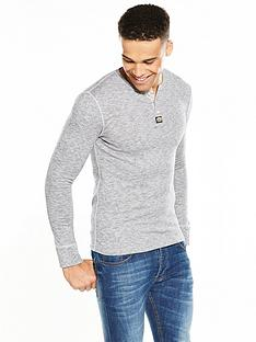 superdry-superdry-heritage-long-sleeve-grandad-top