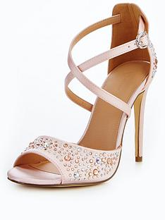 v-by-very-raquel-embellished-heeled-sandal-pink