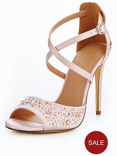 v-by-very-raquel-embellished-heeled-sandal-pink