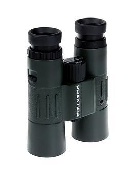 Praktica Praktica 10X42Mm Waterproof Binoculars Green