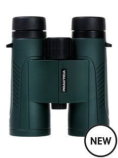 praktica-praktica-odyssey-10x42mm-waterproof-binoculars-green