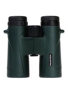 praktica-praktica-marquis-fx-8x42mm-ed-waterproof-binoculars-green