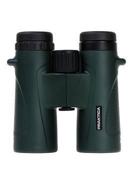 Praktica Praktica Marquis Fx 8X42Mm Ed Waterproof Binoculars Green