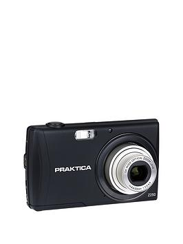Praktica Luxmedia Z250 20 Megapixel Digital Camera  Black
