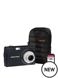praktica-praktica-luxmedia-z250-black-camera-kit-inc-16gb-sdhc-class-10-card-amp-case