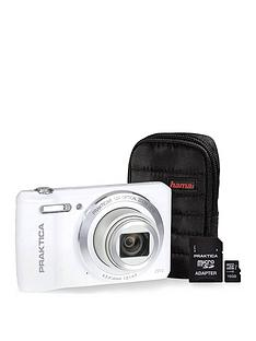 praktica-luxmedia-z212nbsp20-megapixel-camera-kit-includingnbsp16gbnbspmicrosdnbspcard-andnbspcase-white