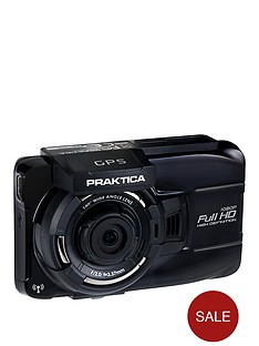 praktica-10gw-car-dash-camcorder-with-gps-and-wireless
