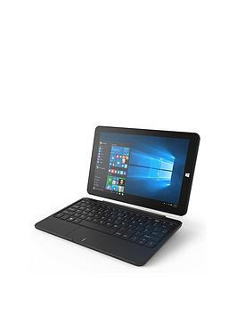 Linx 10 Inch 32Gb Storage 2Gb Ram Tablet With Keyboard Cover  Black