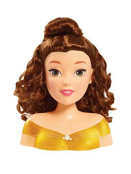 Disney Beauty And The Beast Beauty &Amp The Beast Belle Styling Head