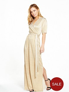 v-by-very-petite-petite-metallic-wrap-maxi-dress