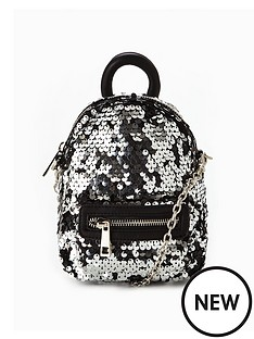 v-by-very-micro-mini-crossbody-sequin-backpack