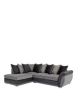 Very Hilton Left-Hand Corner Chaise Sofa Picture