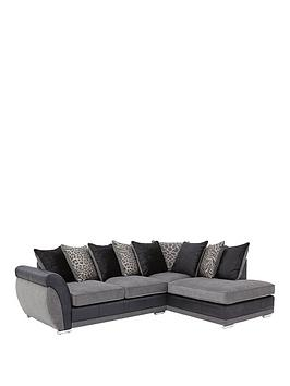 hilton-fabric-and-faux-leather-right-hand-corner-chaise-sofa