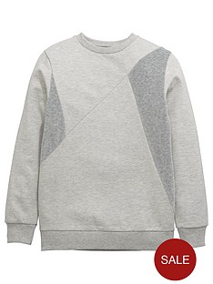 v-by-very-boys-grey-cut-and-sew-sweat-top