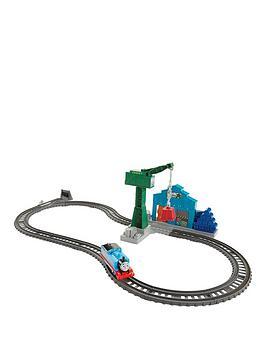 Thomas & Friends Thomas &Amp Friends Trackmaster Demolition At The Docks