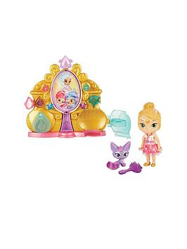 Shimmer And Shine Shimmer &Amp Shine Mirror Room Playset