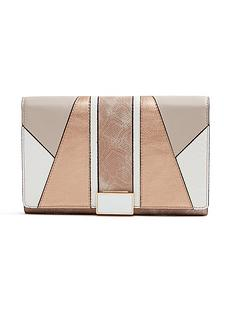 aldo-colour-block-clutch
