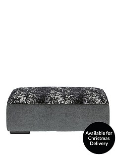 luxe-collection---enchant-fabric-banquette-footstool
