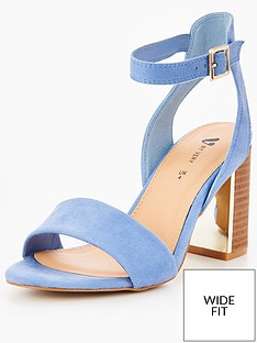 v-by-very-bambi-wide-fit-heeled-sandal--blue