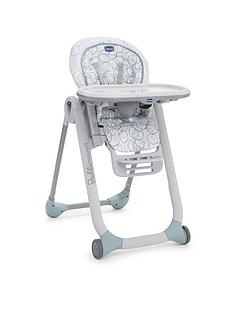 chicco-polly-progress-highchair-sage