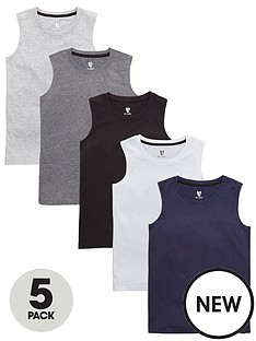 v-by-very-5-pk-essentials-tanks