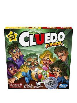 Cluedo Junior Game From Hasbro Gaming