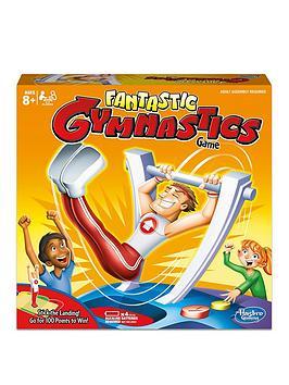 Fantastic Gymnastics Game From Hasbro Gaming