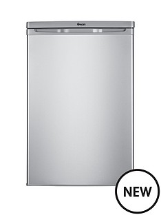 swan-sr8110s-55cm-under-counter-fridge--nbspnext-day-delivery-silver