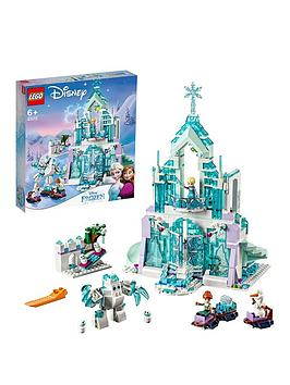 LEGO Disney Lego Disney 41148 Elsa'S Magical Ice Palace Picture
