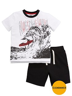 mini-v-by-very-boys-shark-wave-jersey-short-outfit