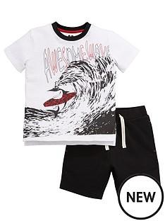 mini-v-by-very-toddler-boys-shark-wave-jersey-short-set