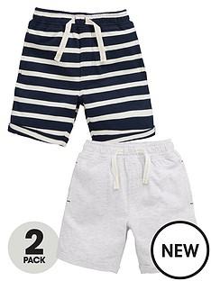 mini-v-by-very-toddler-boys-2pk-jersey-stripe-shorts