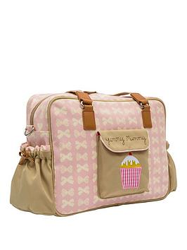 Pink Lining Pink Lining Yummy Mummy  Pink And Cream Bows