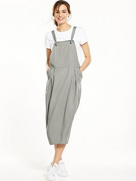 Native Youth Dungaree Dress