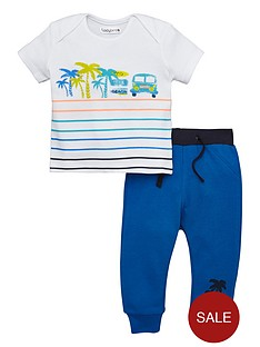 ladybird-baby-boys-camper-van-tee-and-jogger-set