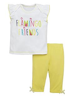 ladybird-baby-girls-flamingo-top-and-legging-set