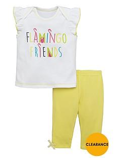ladybird-baby-girls-flamingo-top-and-legging-set
