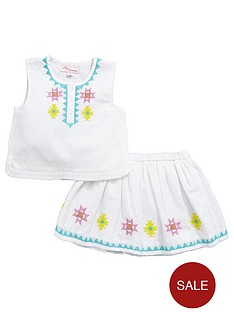 mini-v-by-very-girls-embroidered-dobby-top-and-skirt-set