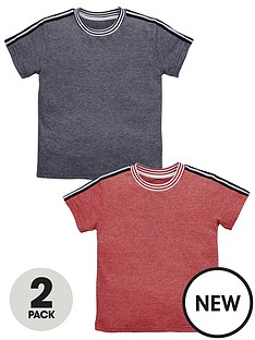 mini-v-by-very-toddler-boys-2pk-taped-shoulder-tees