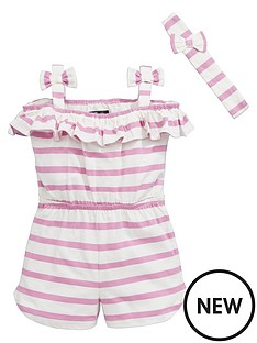 mini-v-by-very-mini-v-by-verynbspgirls-stripe-playsuit-amp-headband