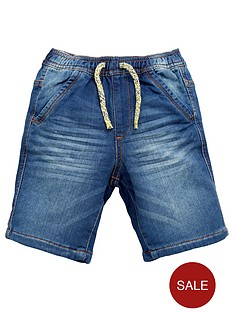 mini-v-by-very-boys-jogger-denim-shorts