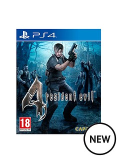 playstation-4-resident-evil-4-ps4