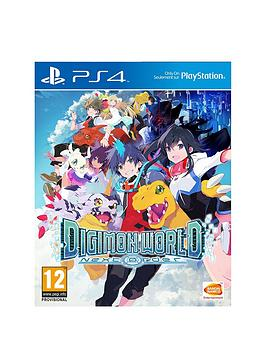 Playstation 4 Digimon World  Next Order  Ps4