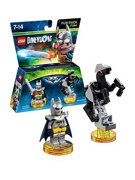 Lego Dimensions Fun Pack  Lego Batman Movie  Excalibur Batman 71344