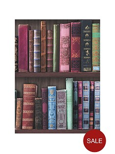 graham-brown-book-shelf-wallpaper