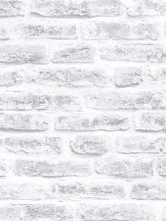 graham-brown-white-realistic-brick-wallpaper